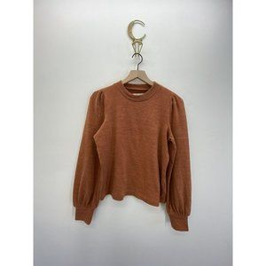 Madewell Crew Neck Long Sleeve Sweater Size Small
